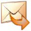 Pictogram van Mail Redirect