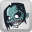 Icono de Zombie Keys (Multilanguage Keyboard)