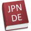 Icon of Perapera Japanese-German Dictionary File