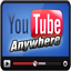 Ícone de YouTube Anywhere Player