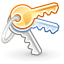 Icon of GNOME Keyring integration
