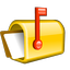 Ikona doplňku IMAP Quota (Free Space)