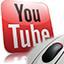 Icona di Video Mouse Wheel