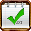 Icon of Todo.txt Extension