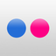 Flickr Commercial Use Allowed (Search Engine) 的图标