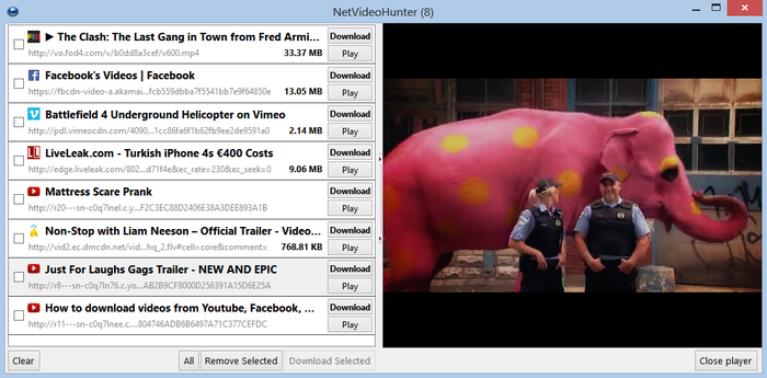 NetVideoHunter :: Add-ons for Firefox