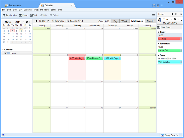 Calendar Tweaks :: Modules pour Thunderbird