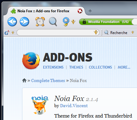Noia Fox :: Add-ons for Firefox