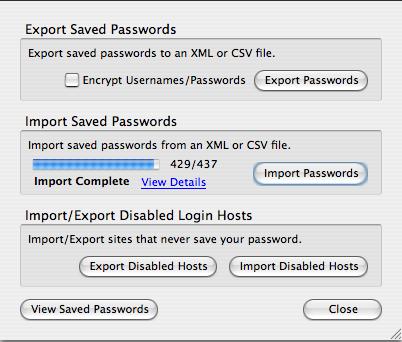 Password Exporter :: Add-ons for Thunderbird