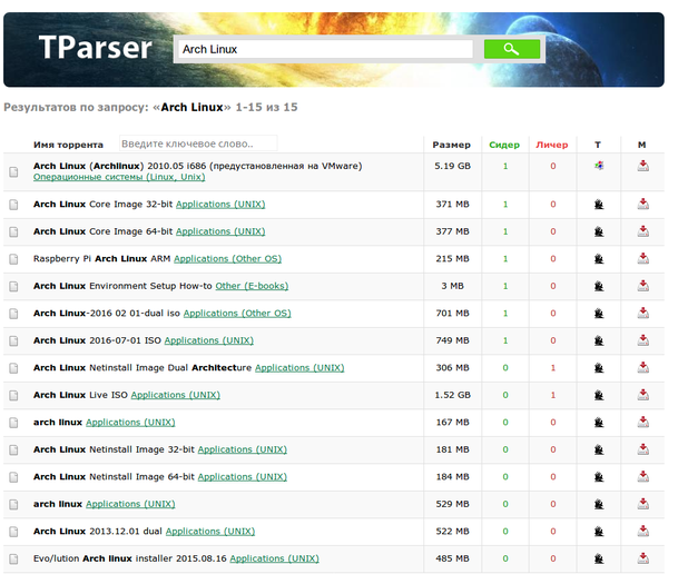 Tparser :: Add-ons for SeaMonkey