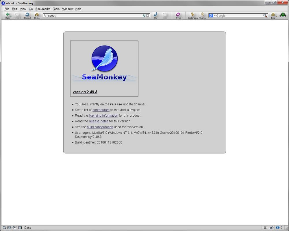 PinBall Theme :: Add-ons for SeaMonkey