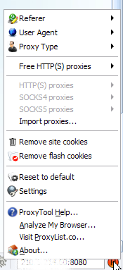 Proxy Tool :: Add-ons for Firefox