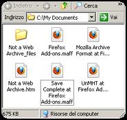 firefox archive