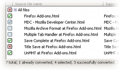 Mozilla Archive Format, with MHT and Faithful Save :: Add-ons for