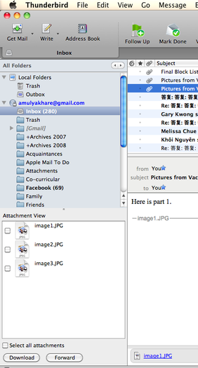 Attachment Manager :: Add-ons for Thunderbird