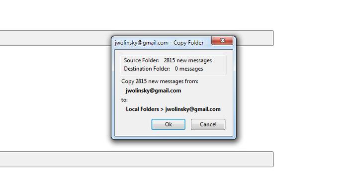 Copy Folder :: Add-ons for Thunderbird