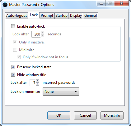 Master Password+ :: Add-ons for Thunderbird