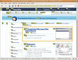 Screenshot n. 7 del componente aggiuntivo