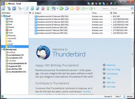 thunderbird 52.9.1 fr