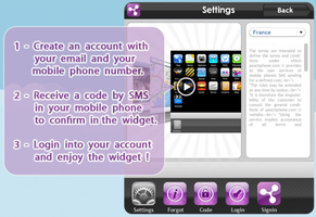 Peachphone : virtual phone (Android/iPhone) :: Add-ons for