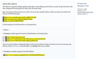 Screenshot n. 5 del componente aggiuntivo